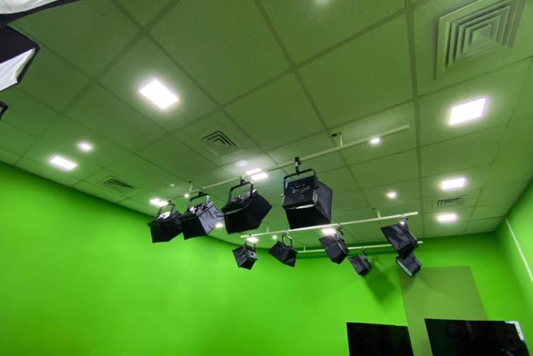 Department of Journalism and Mass Communication TV and Radio Studio -  UNIVERSITY OF NAIROBI